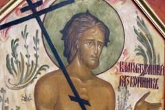 Что понял разбойник на кресте справа?