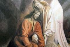 Гефсиманский подвиг Иисуса Христа