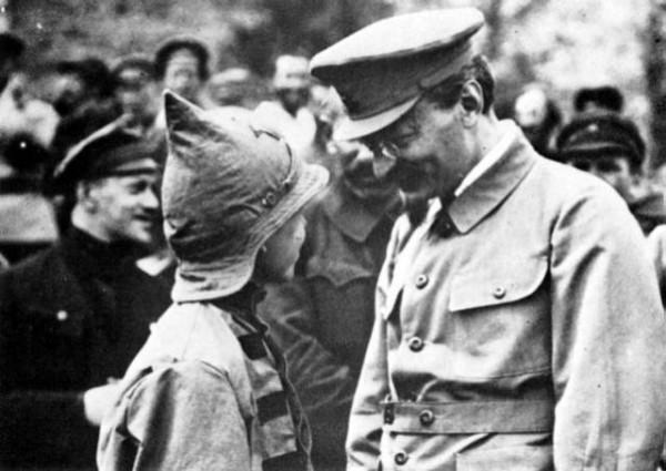 Лев Троцкий. Отец Красной армии и спаситель революции