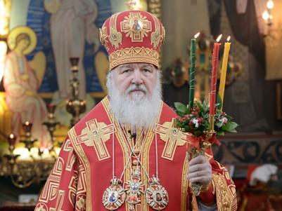 Патриарх Кирилл: Пасха — это торжество Христа, Который был попран человеческой злобой