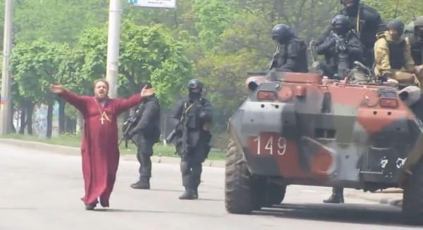 Информация о гибели священника в Краматорске не подтвердилась