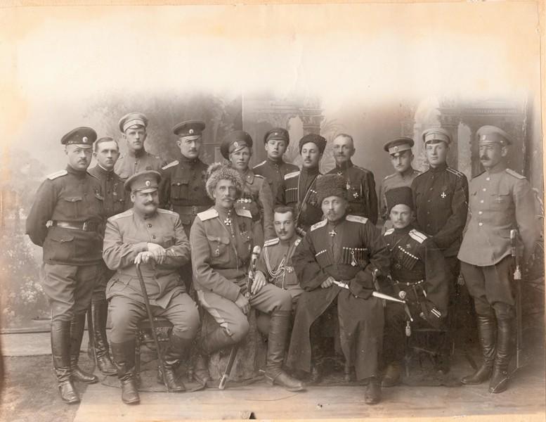 Кавалеры ордена святого георгия первой мировой войны