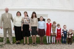 Большая семья Ялтанских – секреты счастья и лайфхаки
