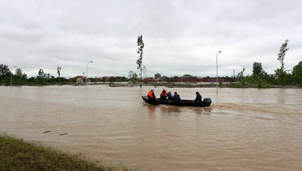 В Сербии объявлена срочная эвакуация 12 городов