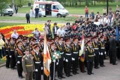 В Москве пройдет георгиевский парад «Дети победителей»