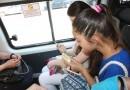 В транспорте Еревана «бусинки от сглаза» заменили крестиками