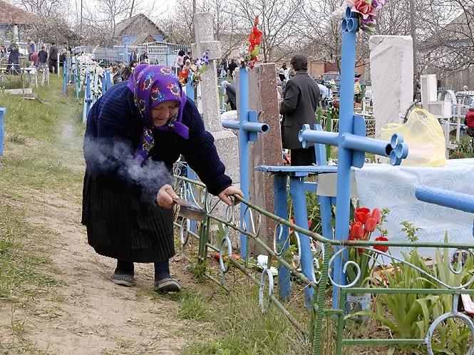 Любовь к гробам