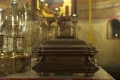 Сретенскому монастырю передана частица мощей святителя Николая Чудотворца