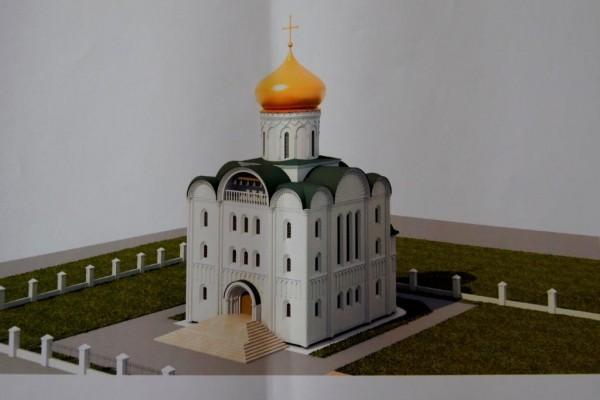 В Якутии к 70-летию Победы построят Храм Всех Святых