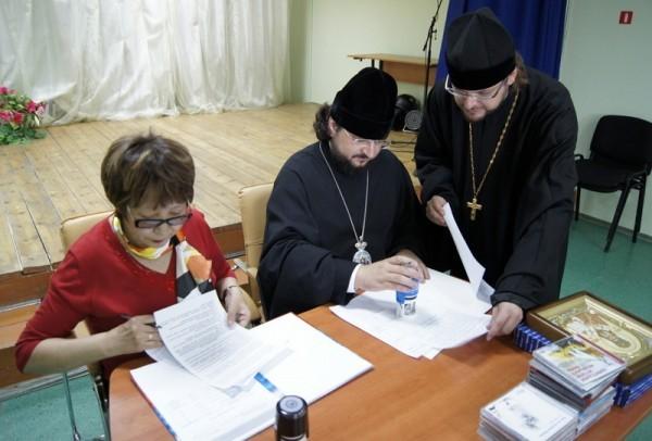 Якутская епархия будет проводить экскурсии для незрячих