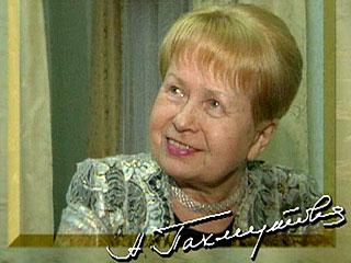 Александра Пахмутова написала новую песню ко Дню славянской письменности
