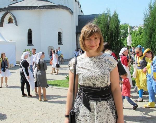 Заведующая детского сада для детей с ДЦП Анна Прищенко
