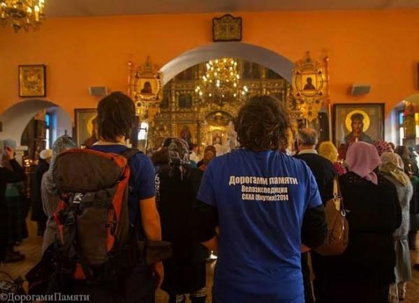 Молебны и богослужения в местных церквях