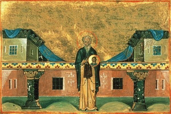 Слово надгробное преподобному отцу нашему и исповеднику Никите, писанное Феостириктом, учеником самого блаженнейшего