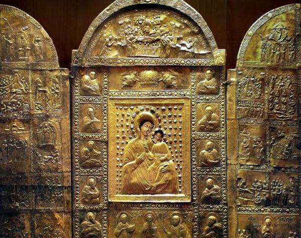 Ацкурская икона Божьей Матери