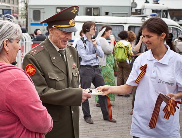Православная молодежь Москвы поздравит ветеранов с Днем Победы