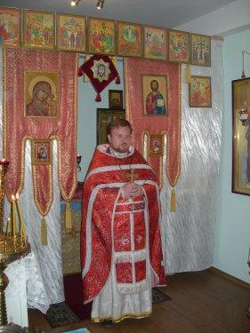 Священник Александр Колисниченко