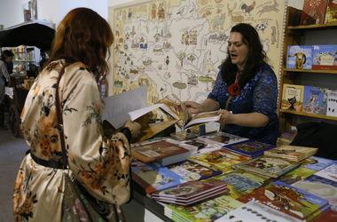 В Киеве собирают книги для детских домов и малоимущих семей