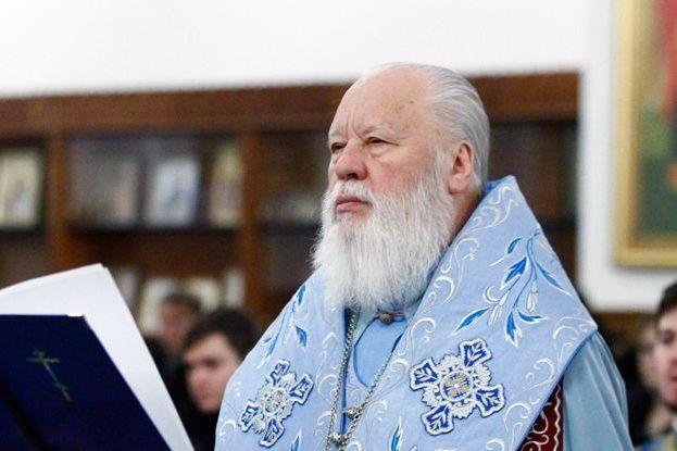 Митрополит Одесский Агафангел: Беззаконие выплеснулось на улицы нашего любимого города