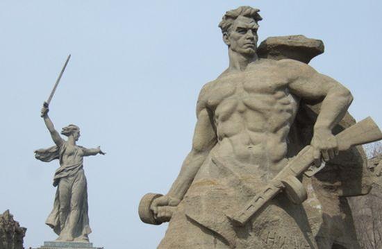 Мамаев курган: очень русская победа