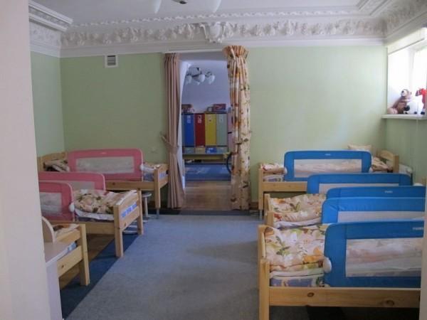 В детском саду для детей с ДЦП