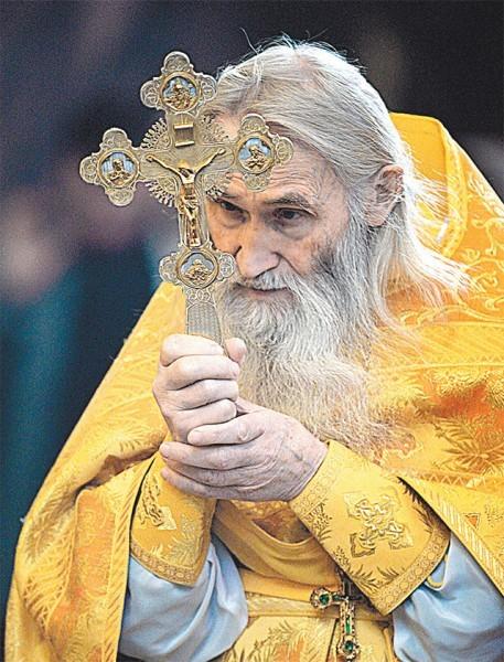 Оптинский старец Илий - духовник патриарх