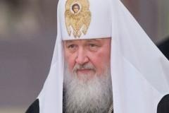 Патриарх Кирилл: Мое сердце с Одессой