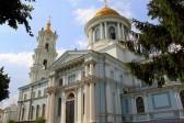 Сумская епархия опровергла слухи об укрывательстве боевиков и хранении оружия в храме