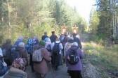 Паломники в Кемеровской области смогут передвигаться пешком, на велосипедах, конях и мотоциклах