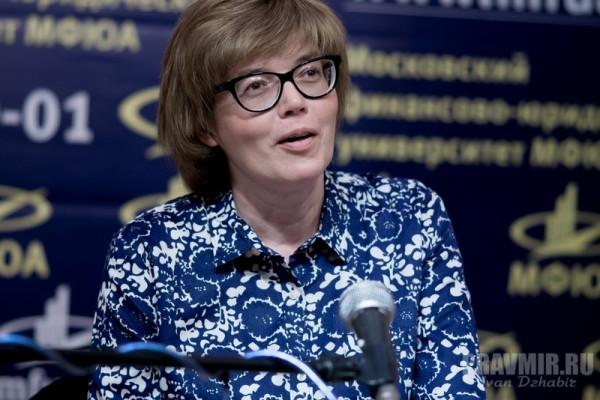 Майя Кучерская: «Странно говорить: есть мой мир, а остальное – неправильно»