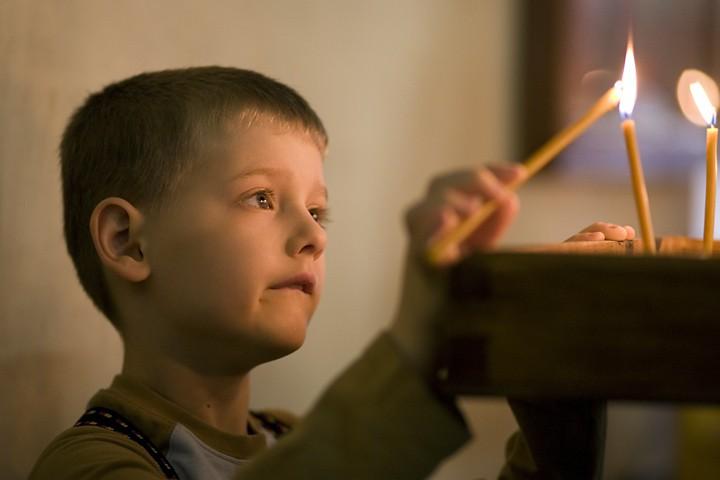 Протоиерей Алексий Уминский: Как учить ребенка духовной жизни