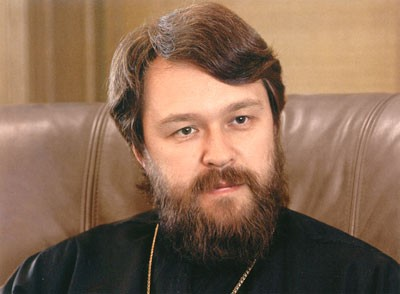 Митрополит Иларион: созданный в советские годы искусственный разрыв между миром изобразительного искусства и миром Церкви исчез