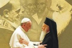 """""""Пятьдесят лет спустя"""": Вселенский Патриарх и Папа Римский на Святой Земле"""