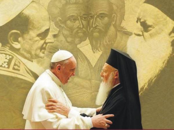 «Пятьдесят лет спустя»: Вселенский Патриарх и Папа Римский на Святой Земле