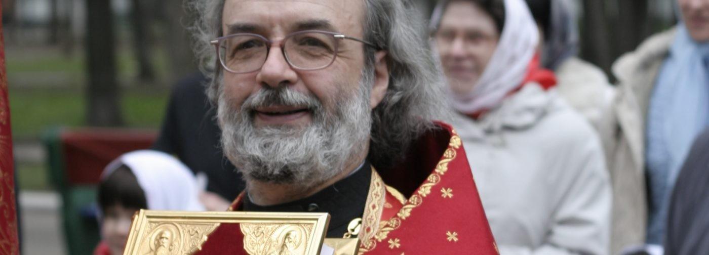 Протоиерею Александру Ильяшенко — 65! Многая лета!