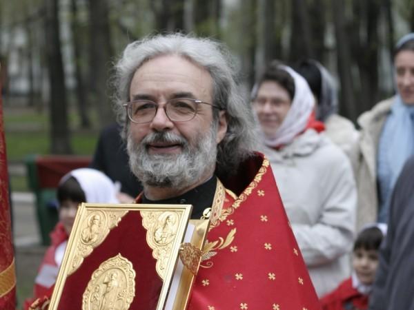 Протоиерею Александру Ильяшенко – 65! Многая лета!