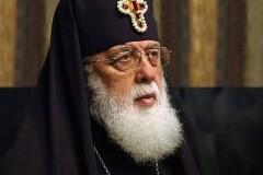 Грузинский патриарх призвал к осторожности