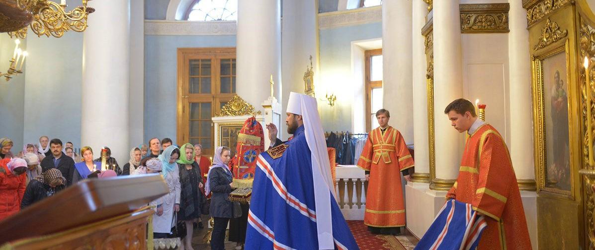 Митрополит Иларион: Чудеса в Церкви совершались всегда, и будут они совершаться до скончания века