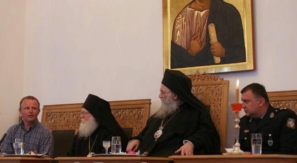 Британские финансисты поддержат паломническо-туристические проекты Ватопедского монастыря