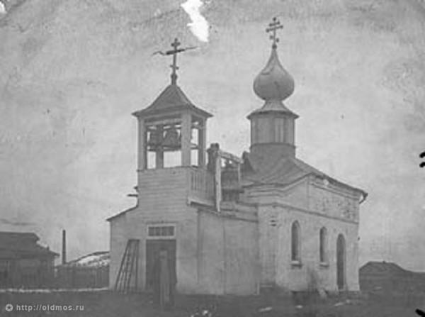 """""""Храм оставленный — все храм…"""""""