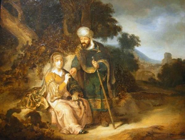 Иуда и Фамарь
