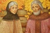Церковь празднует память святых благоверных князя Петра и княгини Февронии Муромских