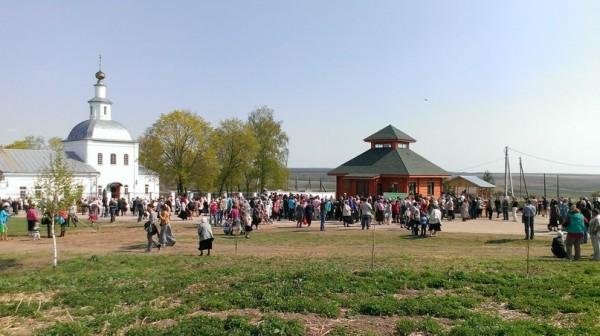 На родине Матроны Московской открылся музей блаженной старицы