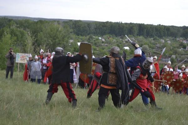 Более 700 человек сыграли в ролевую игру в честь прп. Сергия Радонежского в Орской епархии
