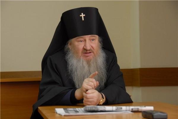 Митрополитом Симбирским и Новоспасским стал митрополит Феофан