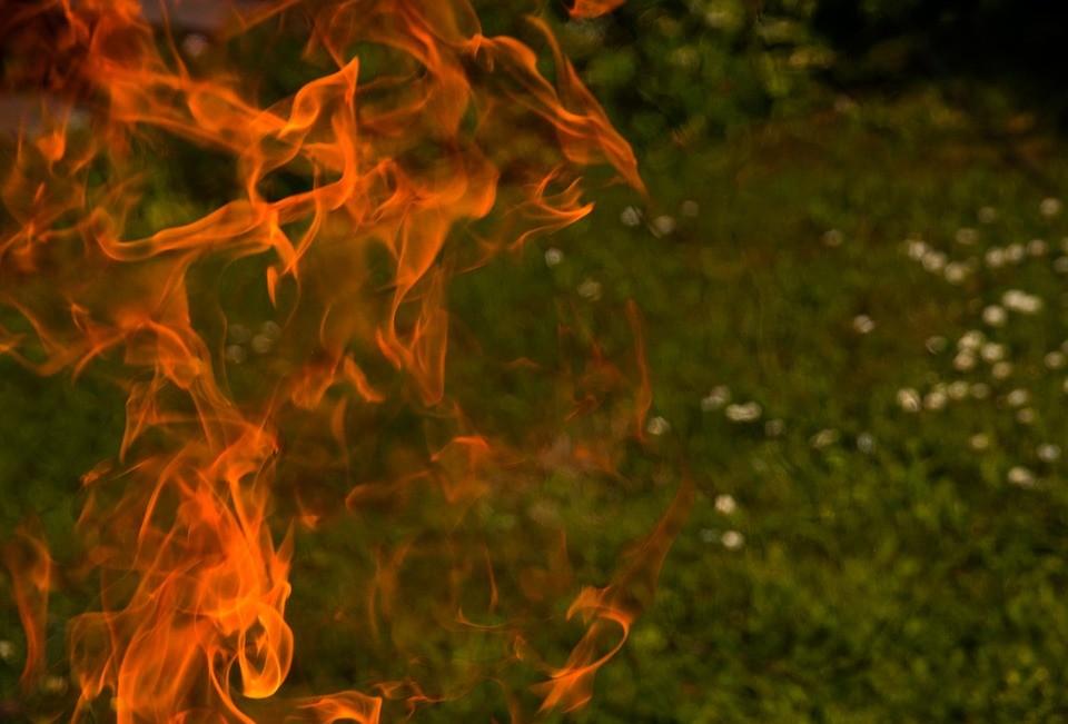 протопоп Аввакум заживо сожжен