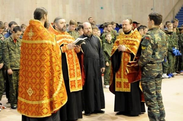 200 спортсменов из православных патриотических клубов приняли участие в Первенстве по рукопашному бою