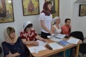 Архиепископ Запорожский и Мелитопольский Лука принял экзамен у прихожан