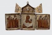 В Москве открылась уникальная выставка, посвященная 700-летию преподобного Сергия