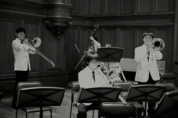 Репетиция Шостаковича в японском стиле. Фото-эссе